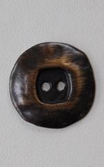 Bronzeret metalknap