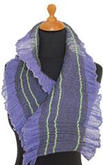 Vævekit P9 Flæsetørklæde